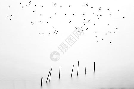 中国风水墨素材风光图片