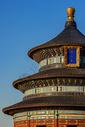 北京天坛祈年殿特写图片