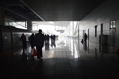 高铁站图片