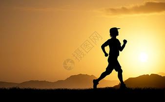 健康运动跑步图片