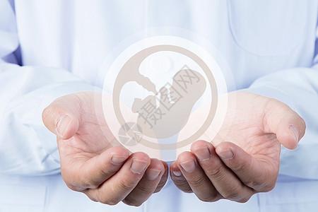 妇产科医生图片