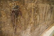 埃及博物馆壁画图片