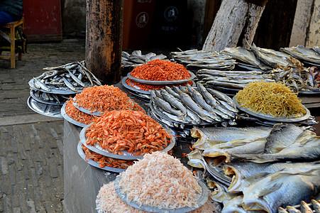 海鲜干货图片