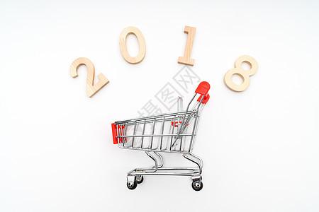 2018购物车图片