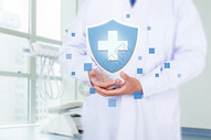 医疗保障图片