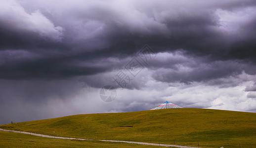 青海草原图片