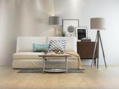 沙发柜子组合效果图图片