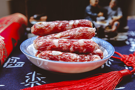 腊肠香肠图片