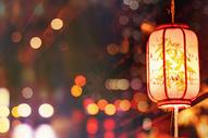 新年灯笼节日背景图片