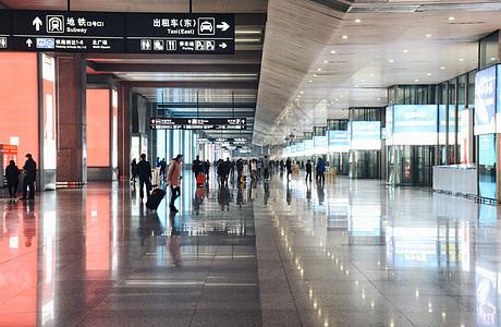 高铁地铁站图片