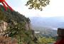 春天的衡山山脉图片