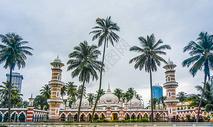 马来西亚佳密清真寺图片