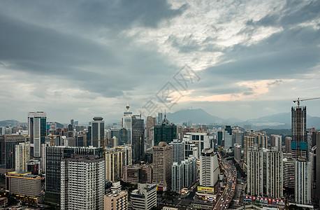 罗湖城市中心图片