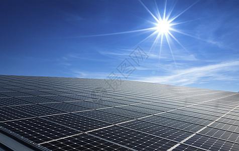 绿色能源太阳能图片