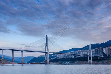 湖北宜昌长江大桥图片