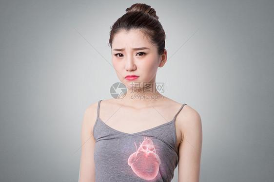 心脏病图片