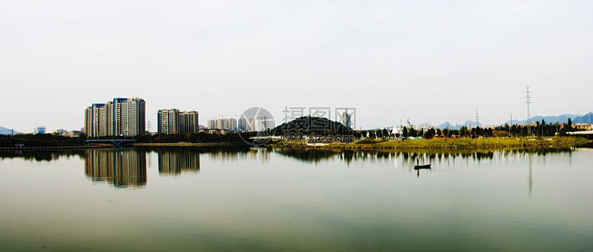 城市一角图片