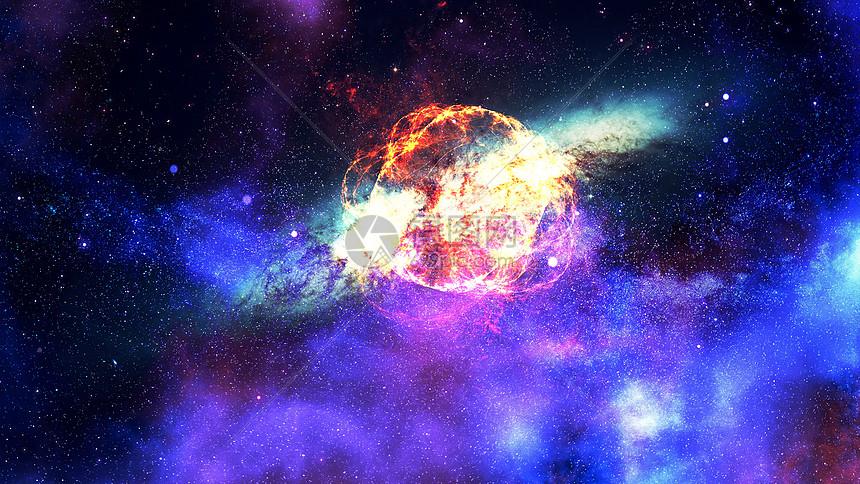 行星宇宙图片