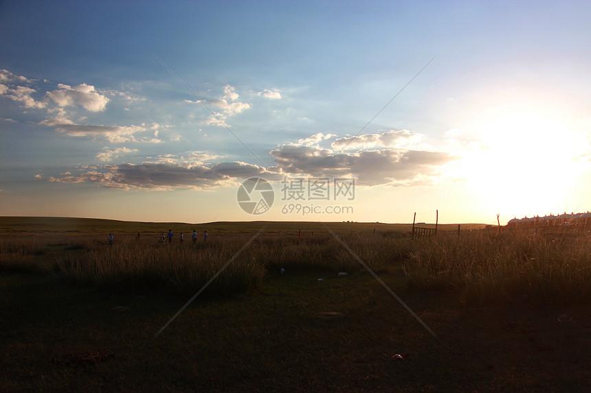 高原美景图片