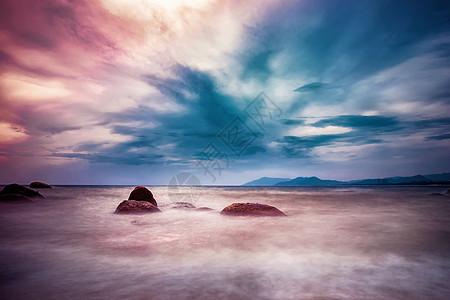 海南三亚海景图片