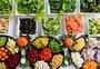 蔬菜色拉图片