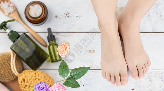 spa美腿足浴图片
