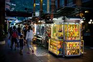 泰国美食街图片
