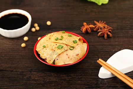 豆腐皮图片