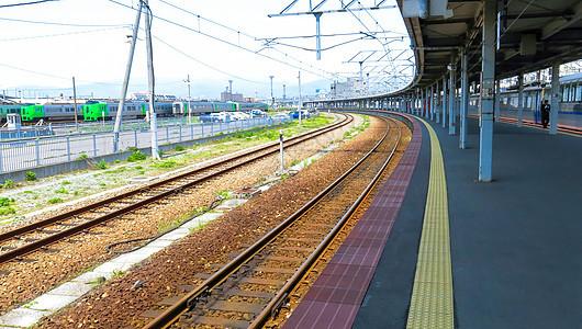 日本铁路交通图片