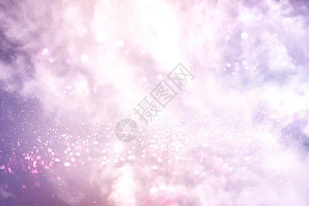 粉色浪漫节日背景图片