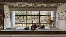 茶室空间图片