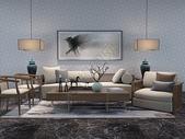 家居客厅效果图图片