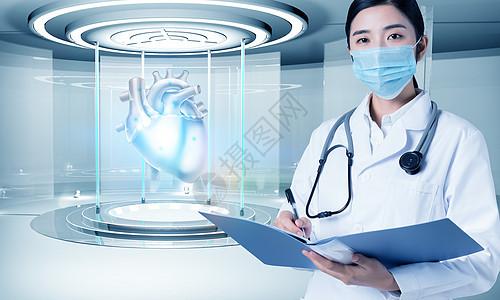 医疗器官研究图片