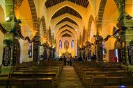 涠洲岛教堂图片