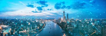 城市大数据科技图片