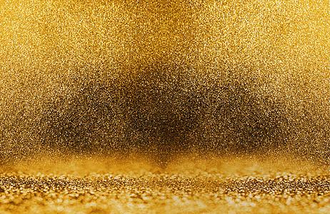 金色鎏金背景图片