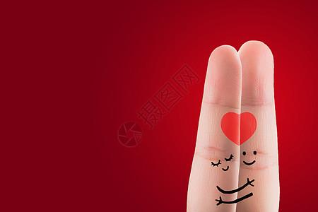 拥抱的情侣图片