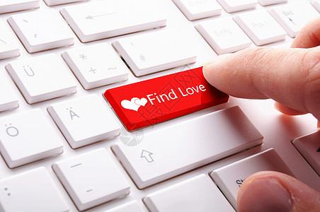 情人节互联网约会图片
