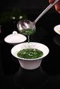 新鲜紫菜汤图片