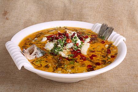 酸菜鲈鱼图片