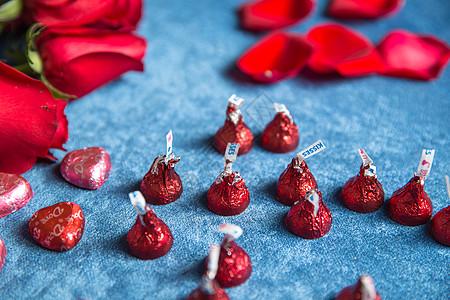 情人节巧克力照片图片