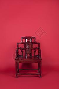 中式传统木椅图片