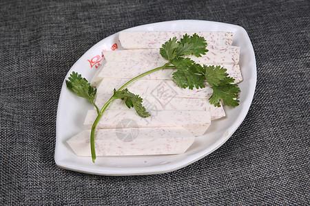 火锅食材芋头图片
