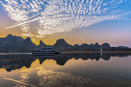 桂林漓江风光图片
