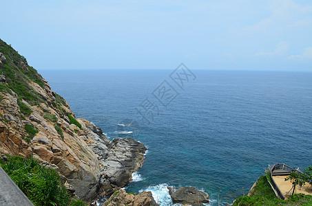 美丽的海南岛风光美景图片