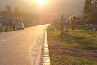 新疆白哈巴村图片