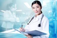 做医疗研究的医生图片