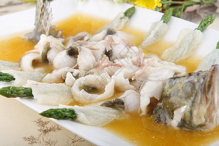 翅汤富贵鱼 图片