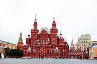莫斯科红场国家博物馆图片