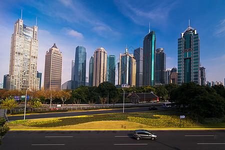 城市景观图片
